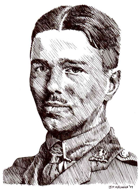 Wilfred Owen Greatest Of All English War Poets
